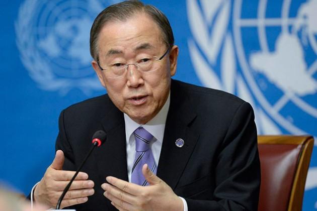 Пан Ги Мун назвал число присягнувших ИГ группировок
