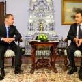 Бакытжан Сагинтаев и Дмитрий Медведев обсудили вопросы сотрудничества