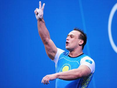 Илья Ильин награжден медалью Бірлік