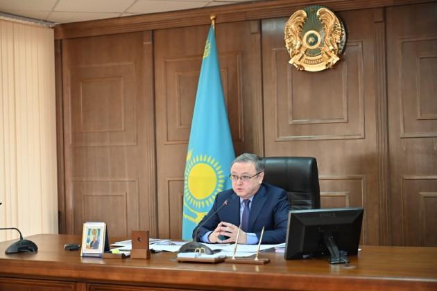 В Актюбинской области увеличены посевные площади