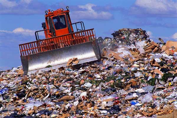 41 завод по переработке мусора построят за 10 лет