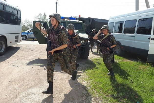 Кызылординский транспортный прокурор покровительствовал ОПГ