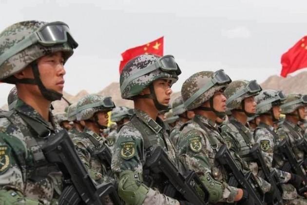 Китай намерен увеличить военный бюджет