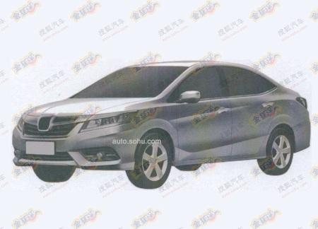 Новая Honda для китайцев