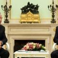 Назарбаев встретился с Путиным
