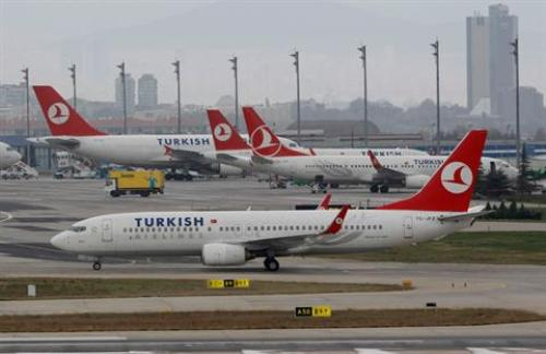 В Стамбуле построят аэропорт за $5,6 млрд.