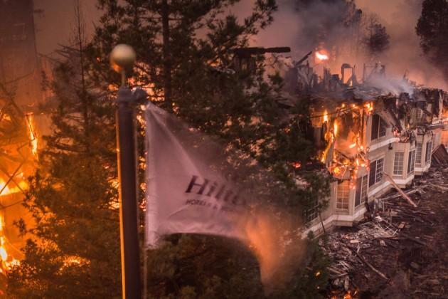 Число жертв пожаров вКалифорнии превысило 30человек