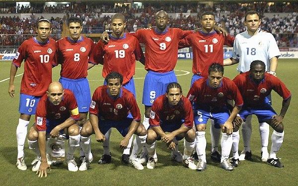 Коста-Рика намерена выжить в «группе смерти»