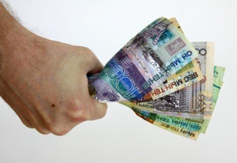 В Казахстане средняя зарплата равна 98 тыс. тенге