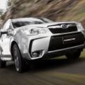 Продажи нового Subaru Forester стартовали в РК