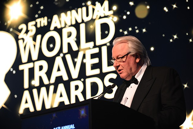 Кому достались статуэтки World Travel Awards?