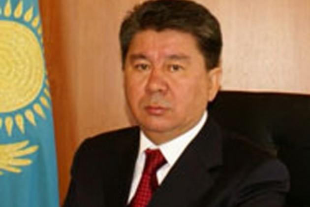 Акимом Усть-Каменогорска назначен Касымжанов