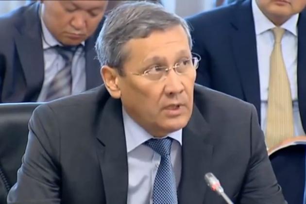 Владимир Жумаканов назначен советником президента РК
