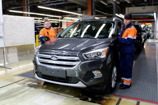 В Ford заявили о планах сократить 5 тысяч сотрудников в Европе