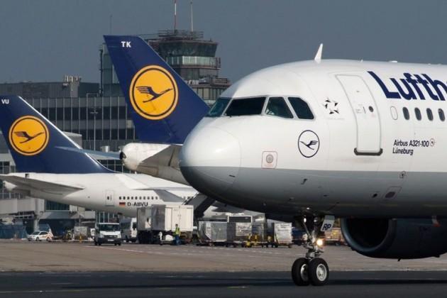 Lufthansa намерена отменить 22 рейса