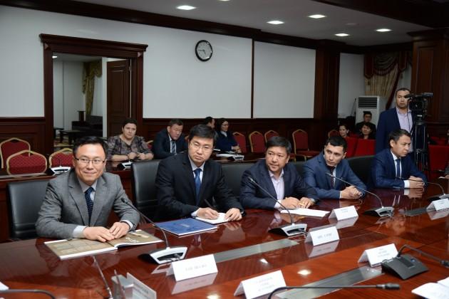 Левобережье Кызылорды будут застраивать инвесторы изКитая