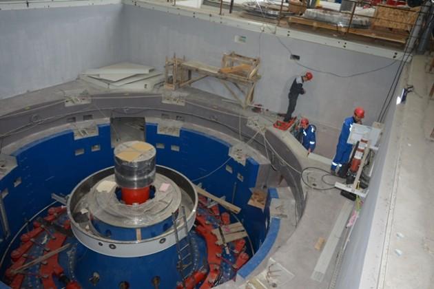 «Самрук-Энерго»: Шардаринская ГЭС станет мощнее инадежнее
