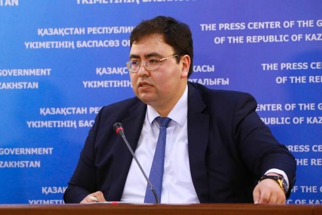 Арыстан Кабикенов освобожден от должности вице-министра