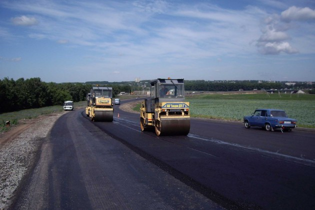 Началась подготовка к ремонту дорог