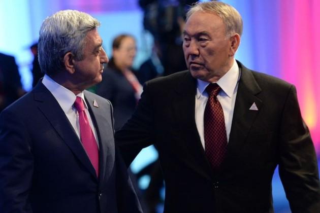 Армения вступила в Евразийский союз