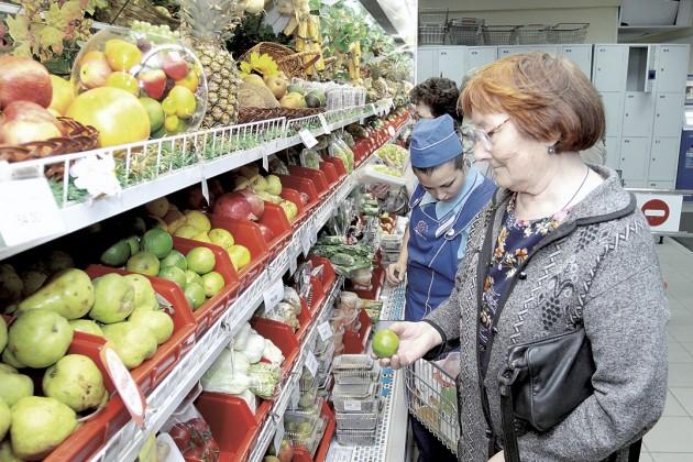 В Караганде опять открылись социальные магазины