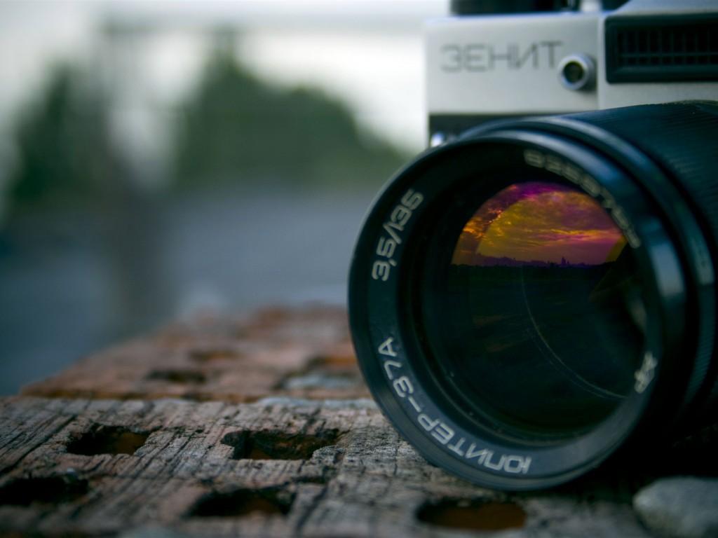 В будущем 2018 в РФ возобновят выпуск фотоаппарата «Зенит»