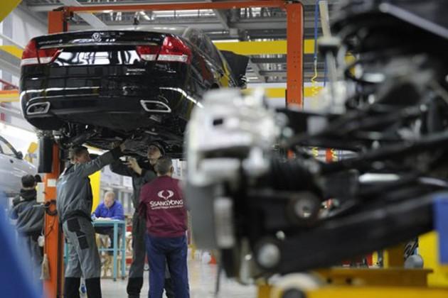 Автозавод в Костанае снизил прогноз по производству в 2,3 раза