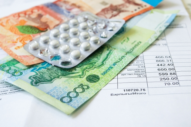Лекарства шымкентского производства подорожали в среднем на 16%