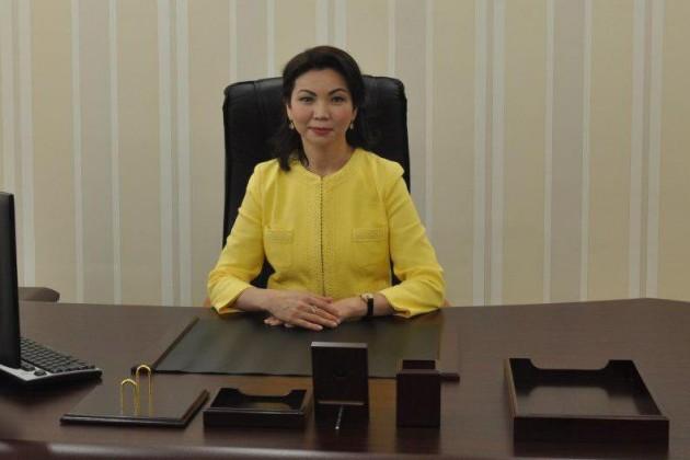 Вице-министром национальной экономики назначена Айгуль Шаимова