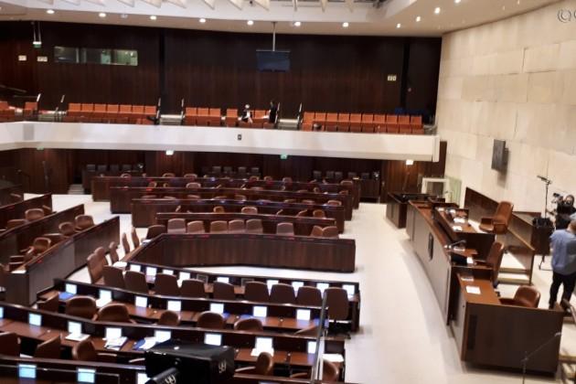 ВИзраиле распустили парламент