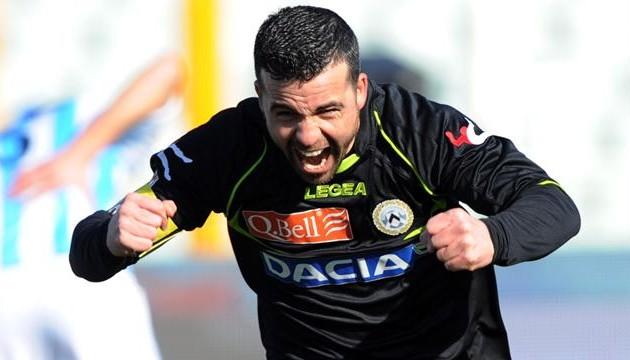 Антонио ди Натале подписал новый контракт с «Удинезе»