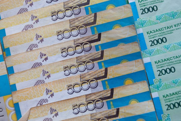 Cредняя зарплата в Мангистау составила 222 тыс тенге