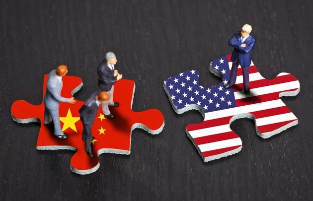 КНР принимает вынужденные меры вответ надействия США