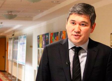 Задержан вице-министр образования и науки РК
