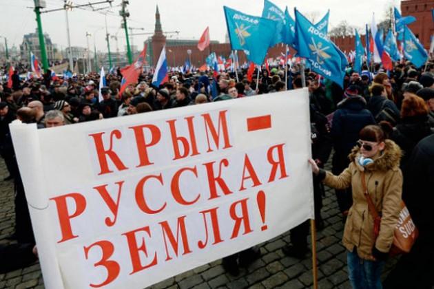 Крым ускоряет порядок вхождения в состав РФ