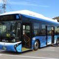 Toyota запустит в Токио водородный автобус