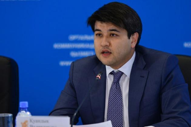 Куандык Бишимбаев рассказал о росте ВВП на 0,3%