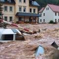 В Германии прорвало плотину на Эльбе