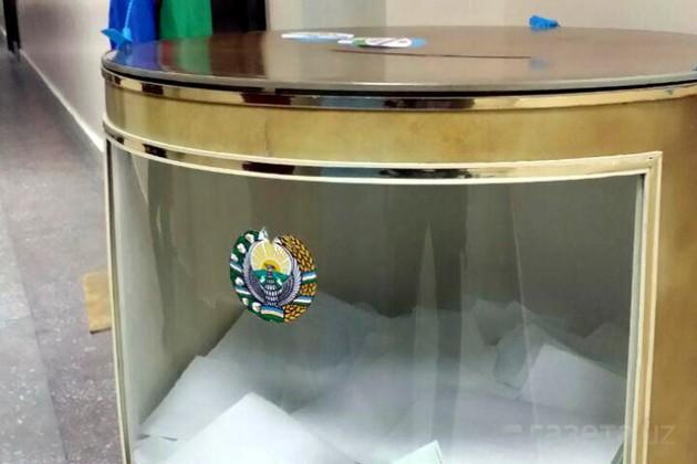 ВУзбекистане состоялись выборы президента
