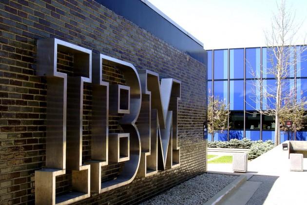 Квартальная прибыль IBM снизилась на 1%