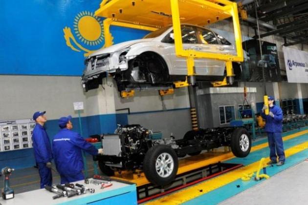 Мировые производители хотят выпускать автомобили в РК