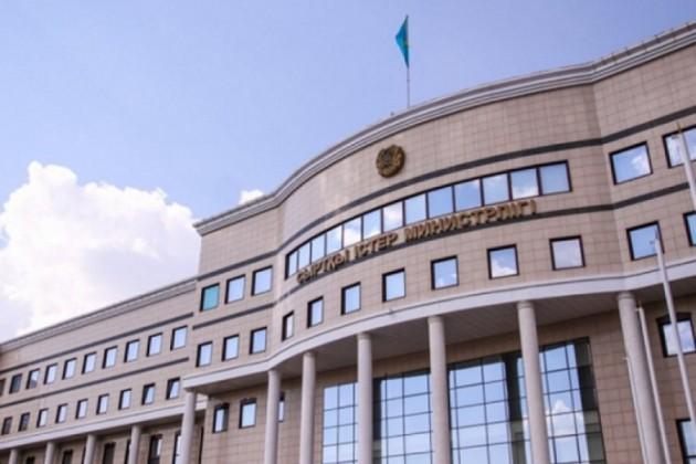 МИД выясняет обстоятельства инцидента на границе с Кыргызстаном