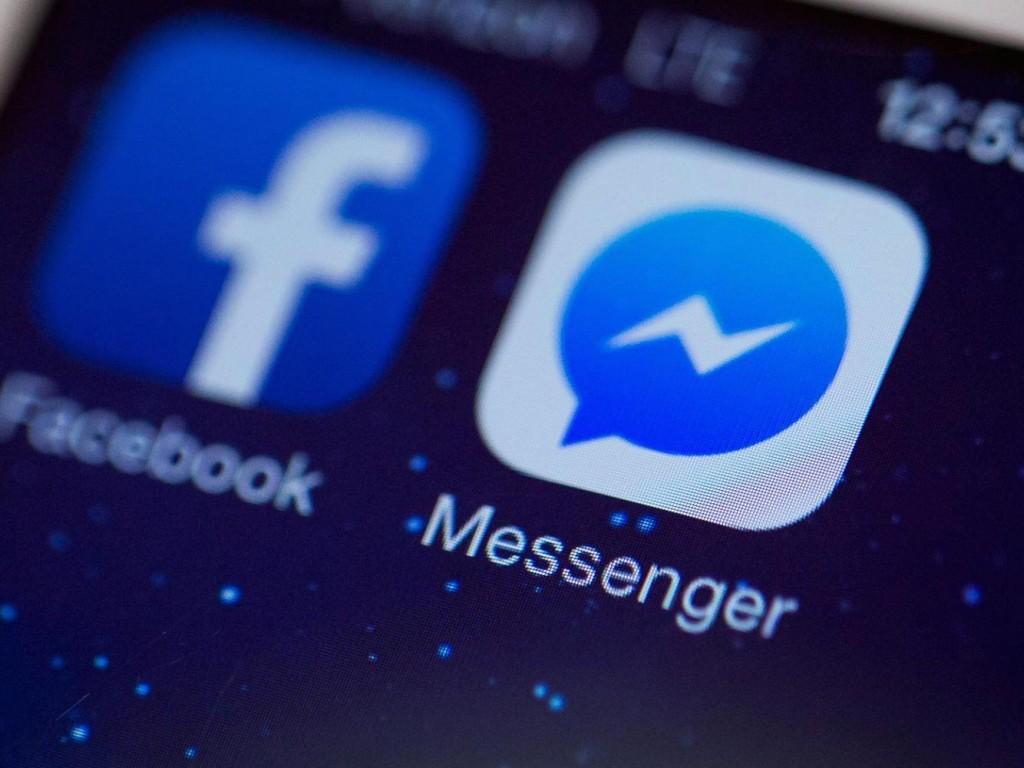 Число пользователей фейсбук Messenger достигло 1 млрд
