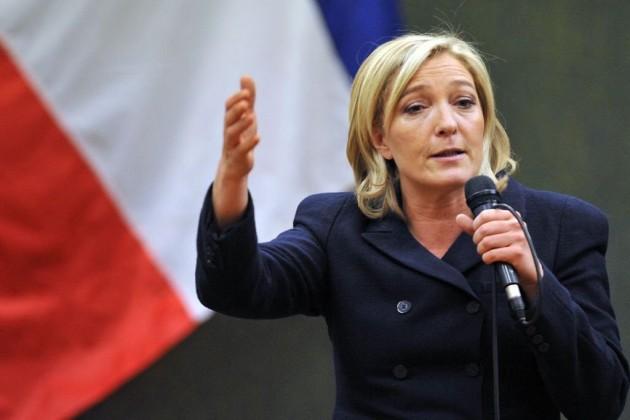 Марин ЛеПен представила предвыборную программу
