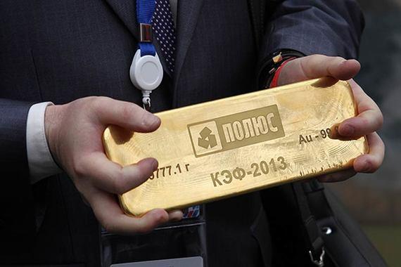 Российская Polyus Gold может стать начетверть китайской