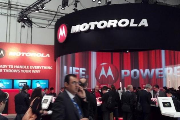В мае Motorola предложит смартфон с участием Google