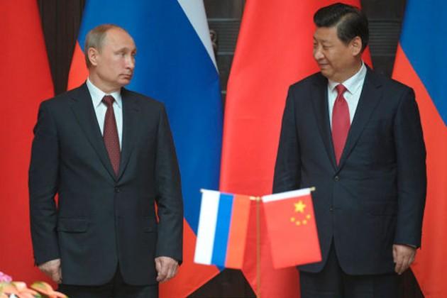 Путин готов поделиться с Китаем месторождением