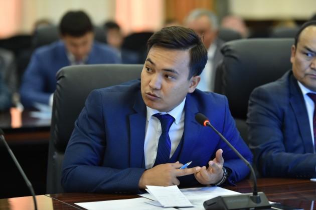 Нурлыбек Женисбек стал пресс-секретарем министра энергетики