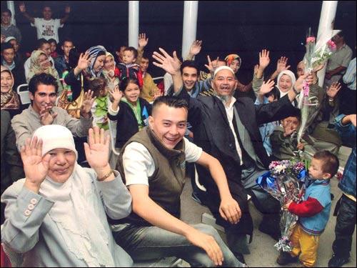 Казахи Китая говорят на родном языке, но своей Родиной считают КНР
