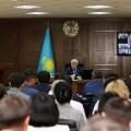 Бердыбек Сапарбаев: Работайте над исключением бюрократических проволочек